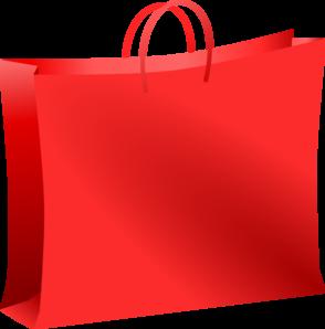 Shopping Bag Free Clipart