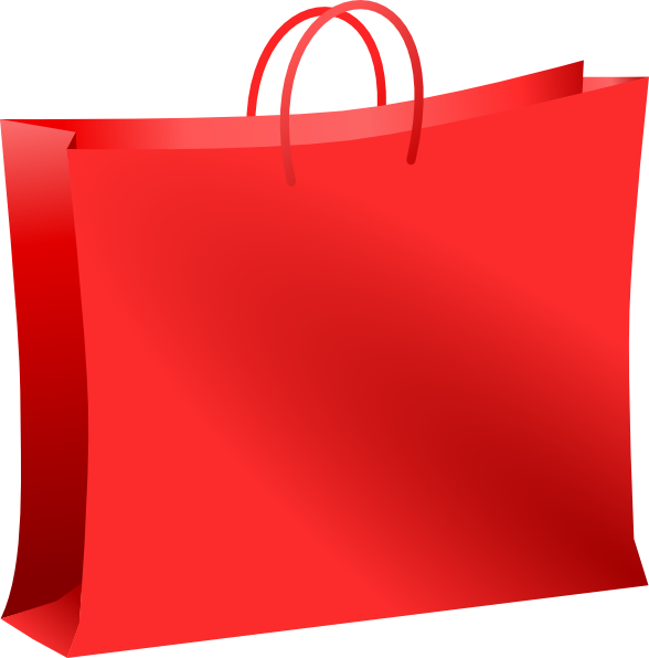 28  Collection of Christmas Shopping Bag Clipart | High quality . hdclipartall.com png  freeuse