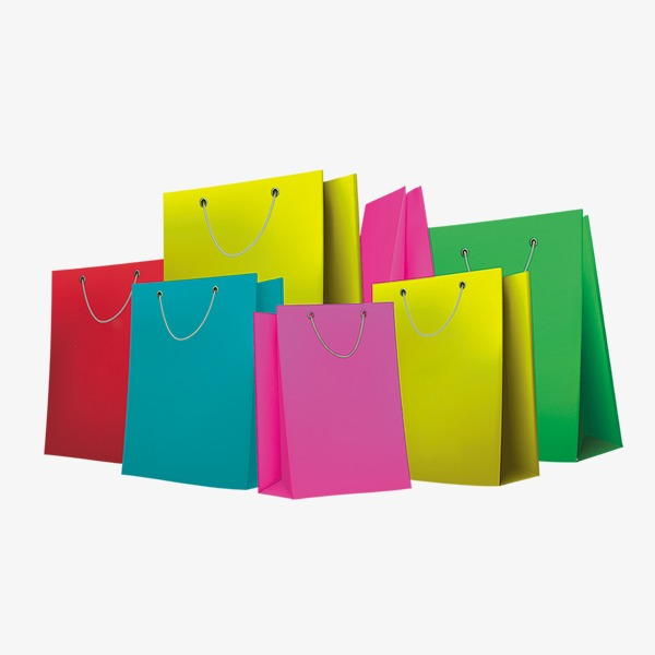 shopping bag, Bag Clipart, Colorful PNG Image and Clipart