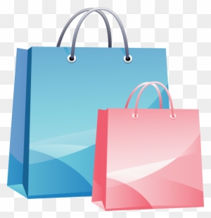 Shopping Bags Shopping Bag Clip Art Mart - Shopping Bag Transparent Png