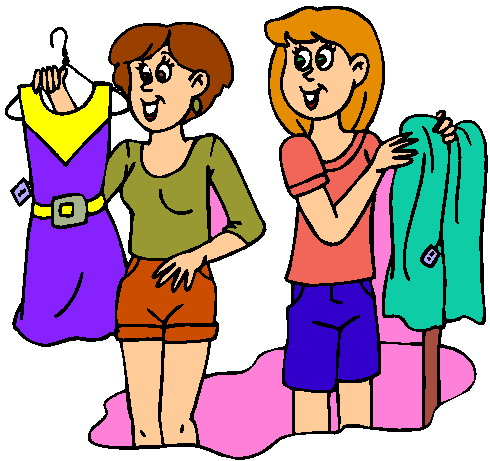 Shopping clip art free clipart images 7