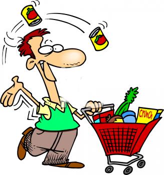 shopping clipart