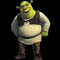Shrek Clipart · Format: PNG