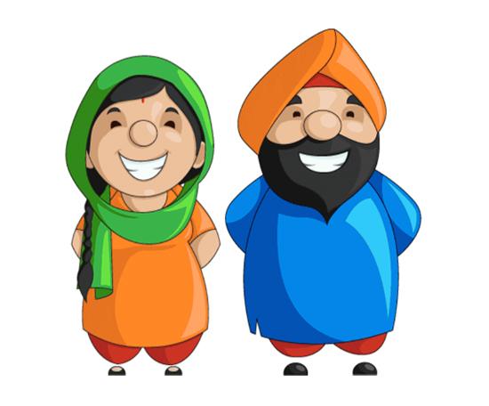 sikh clipart 10