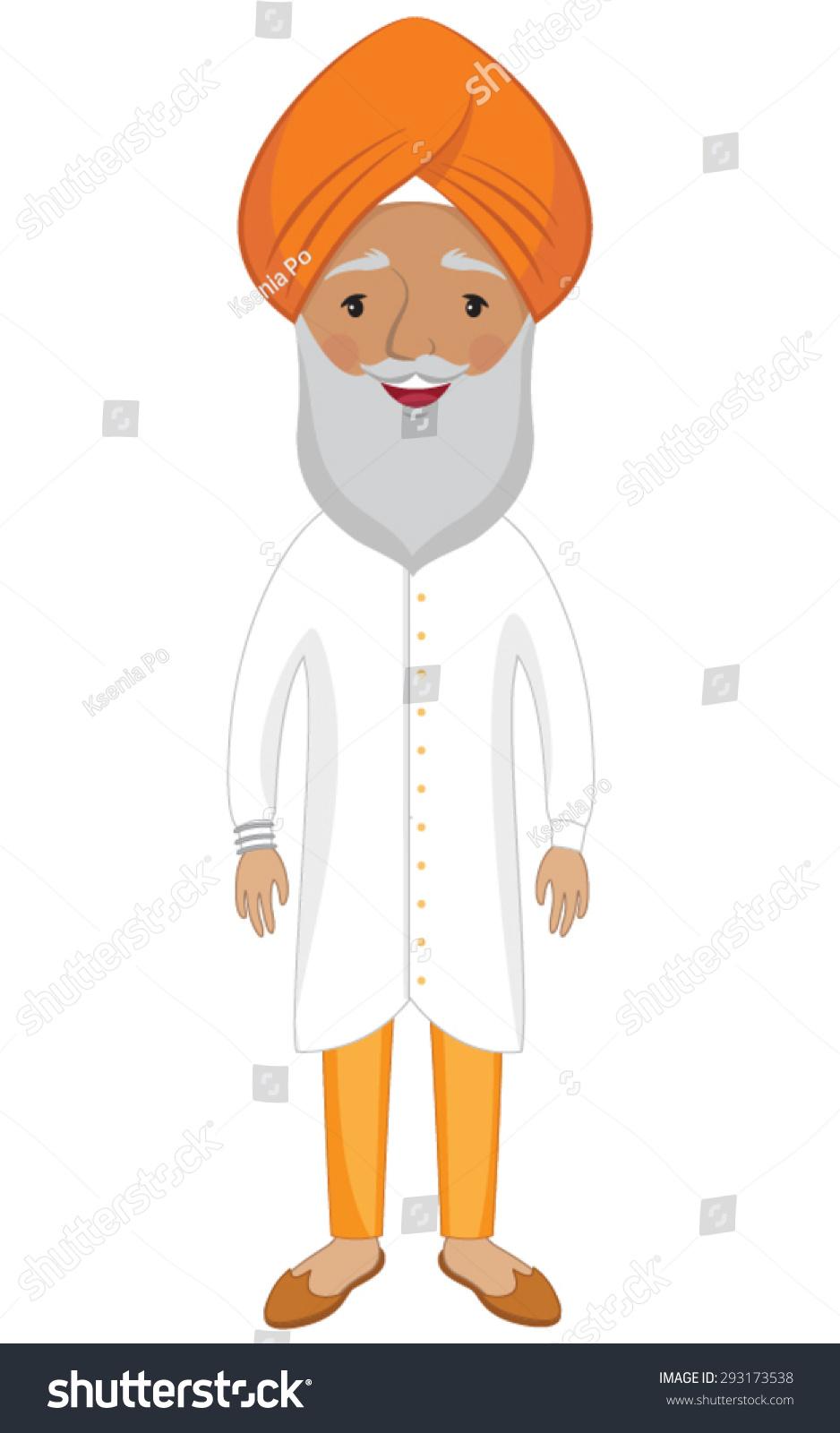 sikh clipart 9