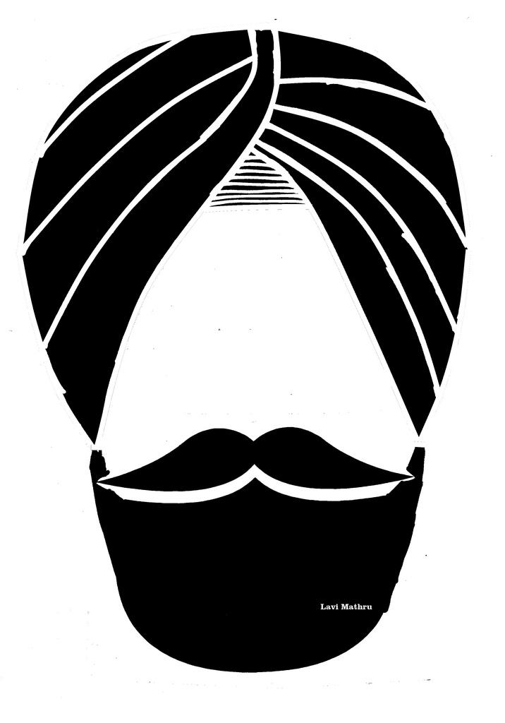 . ClipartLook.com Sikh Clipart | by Lavi Mathru