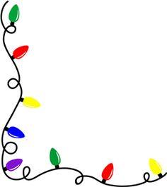 14 Christmas Lights Border Clip Art Preview Christmas Light B Hdclipartall
