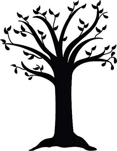 Silhouette Tree Clipart-hdcli - Silhouette Tree Clipart