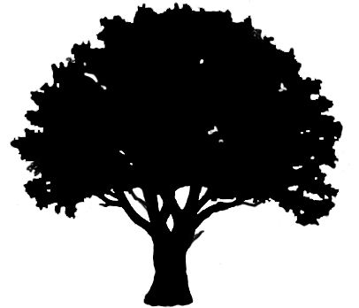Silhouette Tree Clipart-hdclipartall.com-Clip Art406