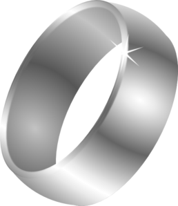 Silver Ring Clip Art at Clker