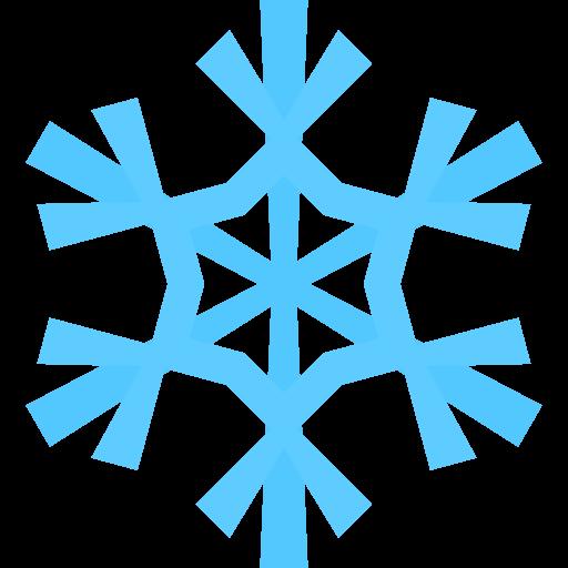 Simple Christmas Snowflake Icon Png Clipart Image Iconbug Com