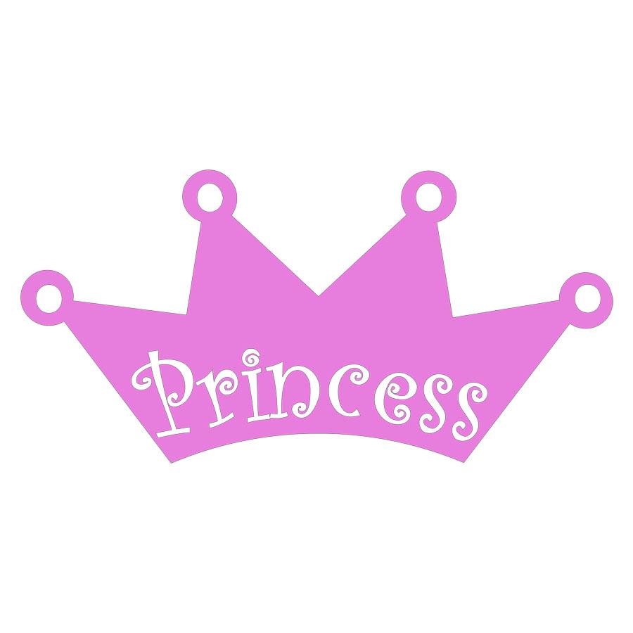 Simple Princess Tiara Clipart