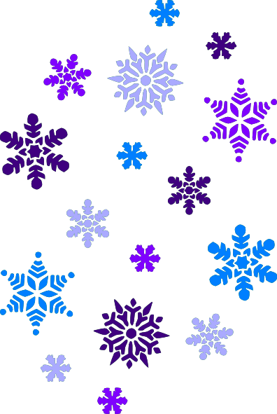 Simple Snowflake Clipart - Clipart library
