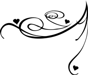 Simple Swirls Clipart