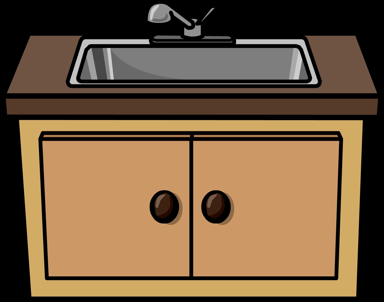 Kitchen Sink Part 4 Kitchen Sink Clip Art Home Design Idea Clipartix  regarding dimensions 2372 X