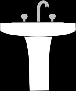 Sink Clip Art