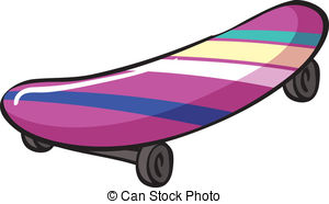 . hdclipartall.com A skateboard - Illustration of a skateboard on a white.