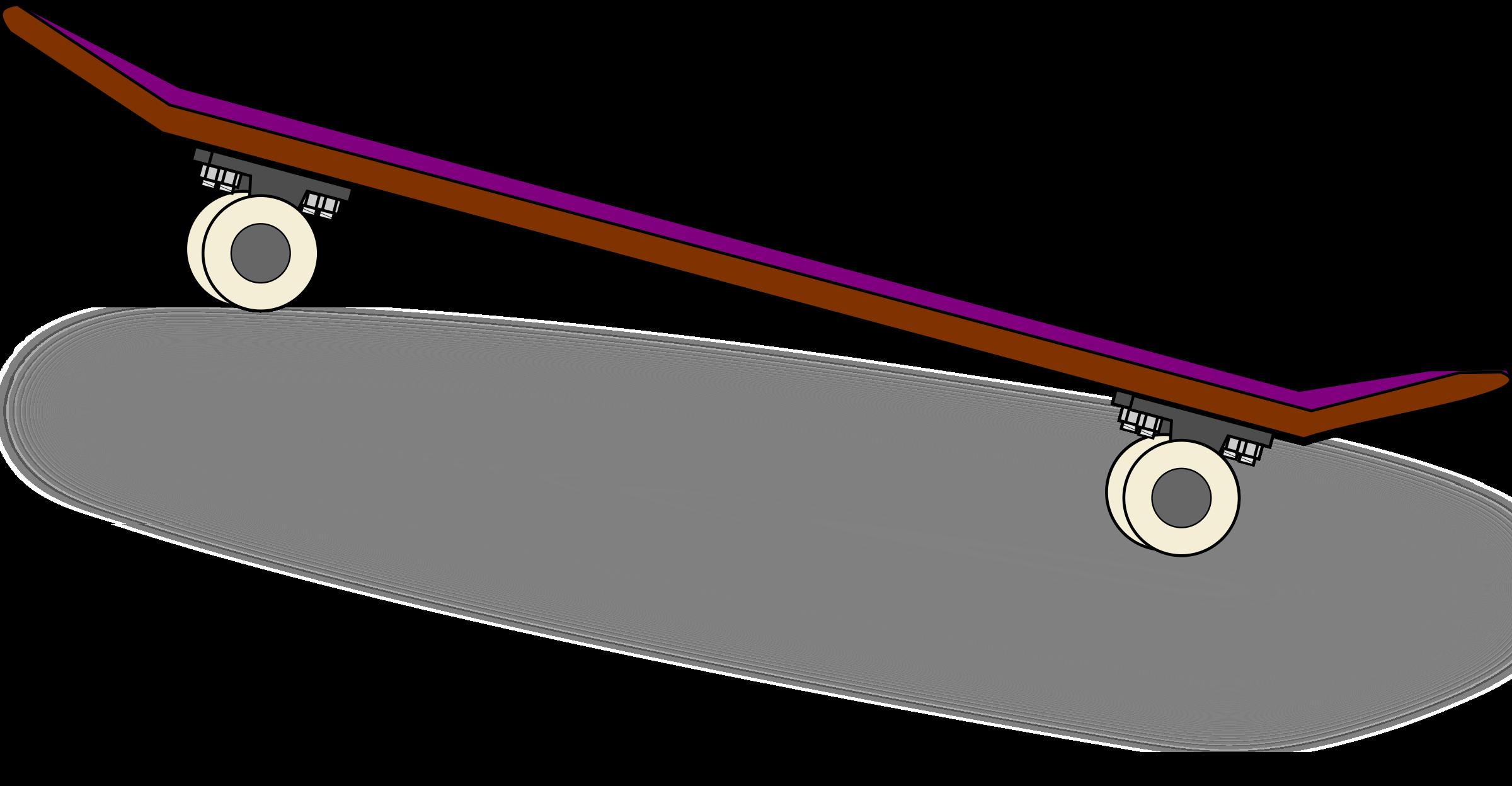 Skateboard vector clipart free public domain stock photo