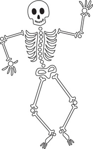 Skeleton Clipart-hdclipartall - Skeleton Clipart