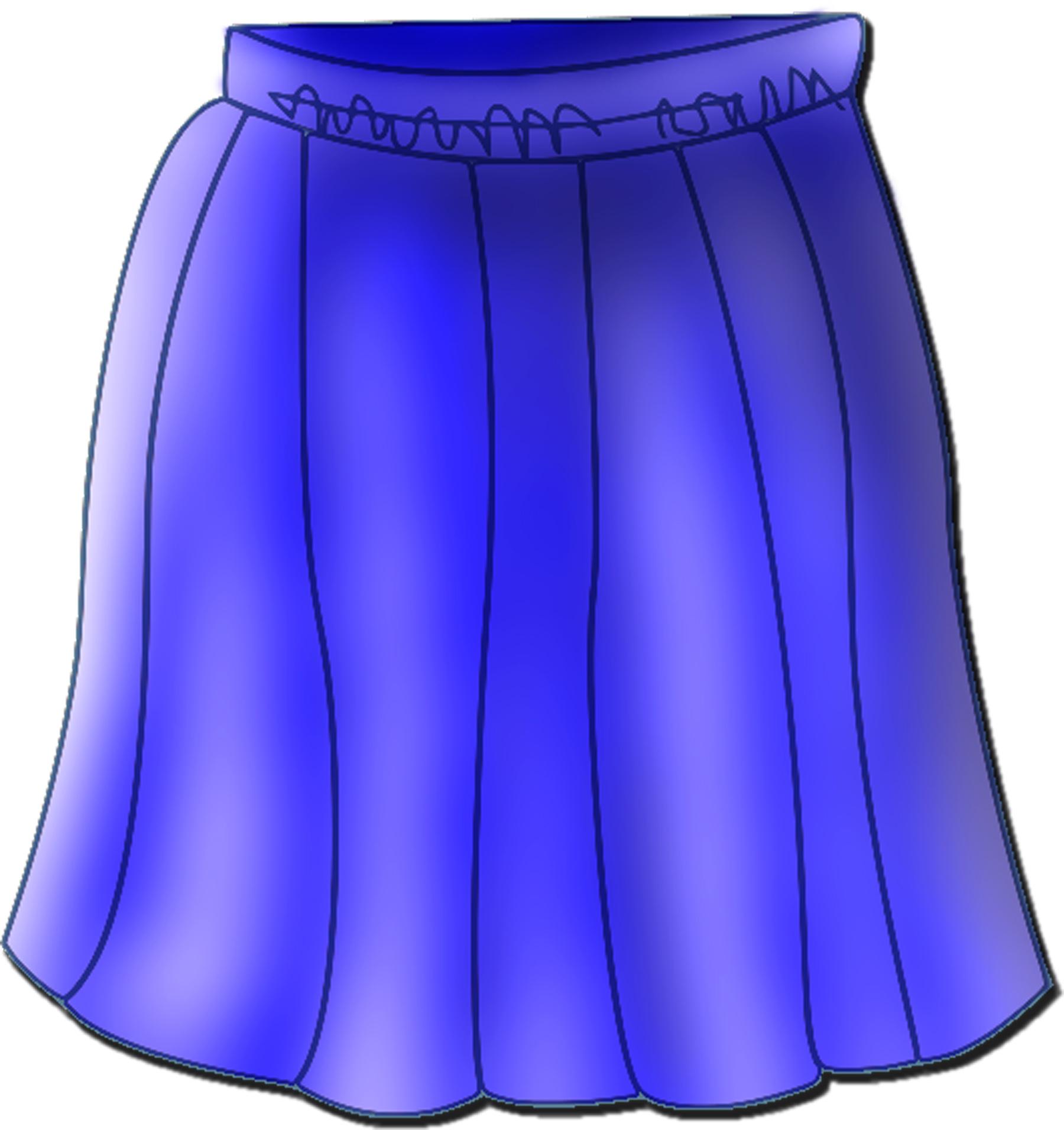 Skirt Clip Art