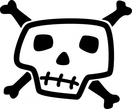 Skull And Bones clip art free download
