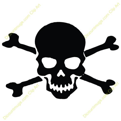 Skull Clip Art