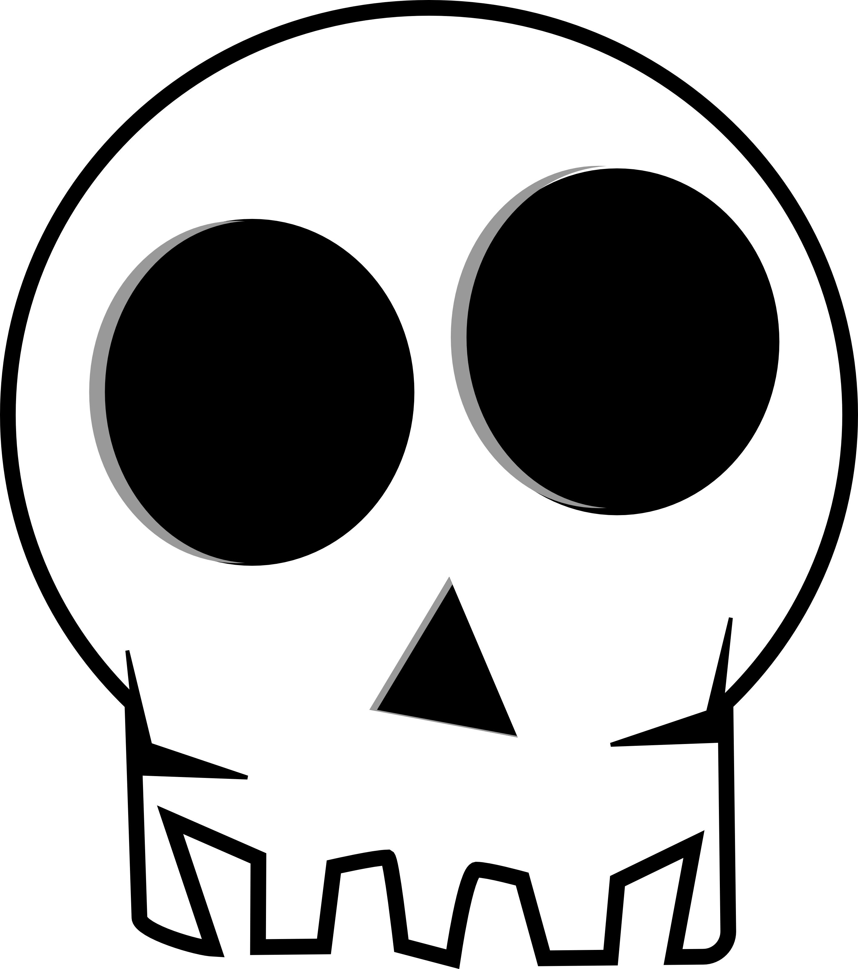 Skull Clipart-hdclipartall.com-Clip Art2832