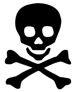 Animated Skull - Skull Clipart
