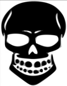 Skull Grin Evil