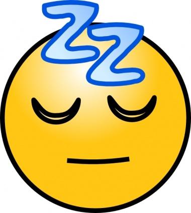 sleep clipart