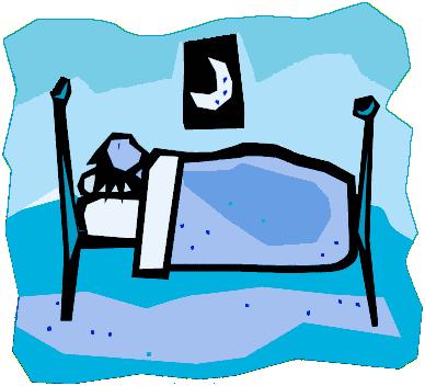 Sleep Clipart Image