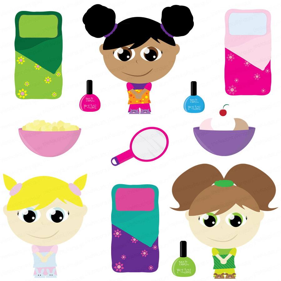 Sleepover Clipart Clipart Panda Free Clipart Images