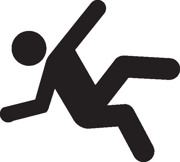 Slip Man Clip Art At Clker Com Vector Clip Art Online Royalty Free