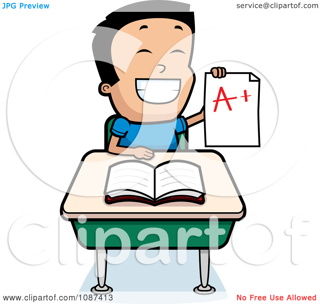 Smart Student Clipart Black And White Clipart Panda Free Clipart