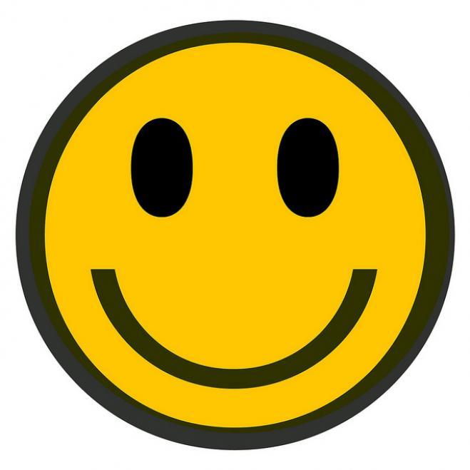 Smiley Face Clip Art - Dr. Odd