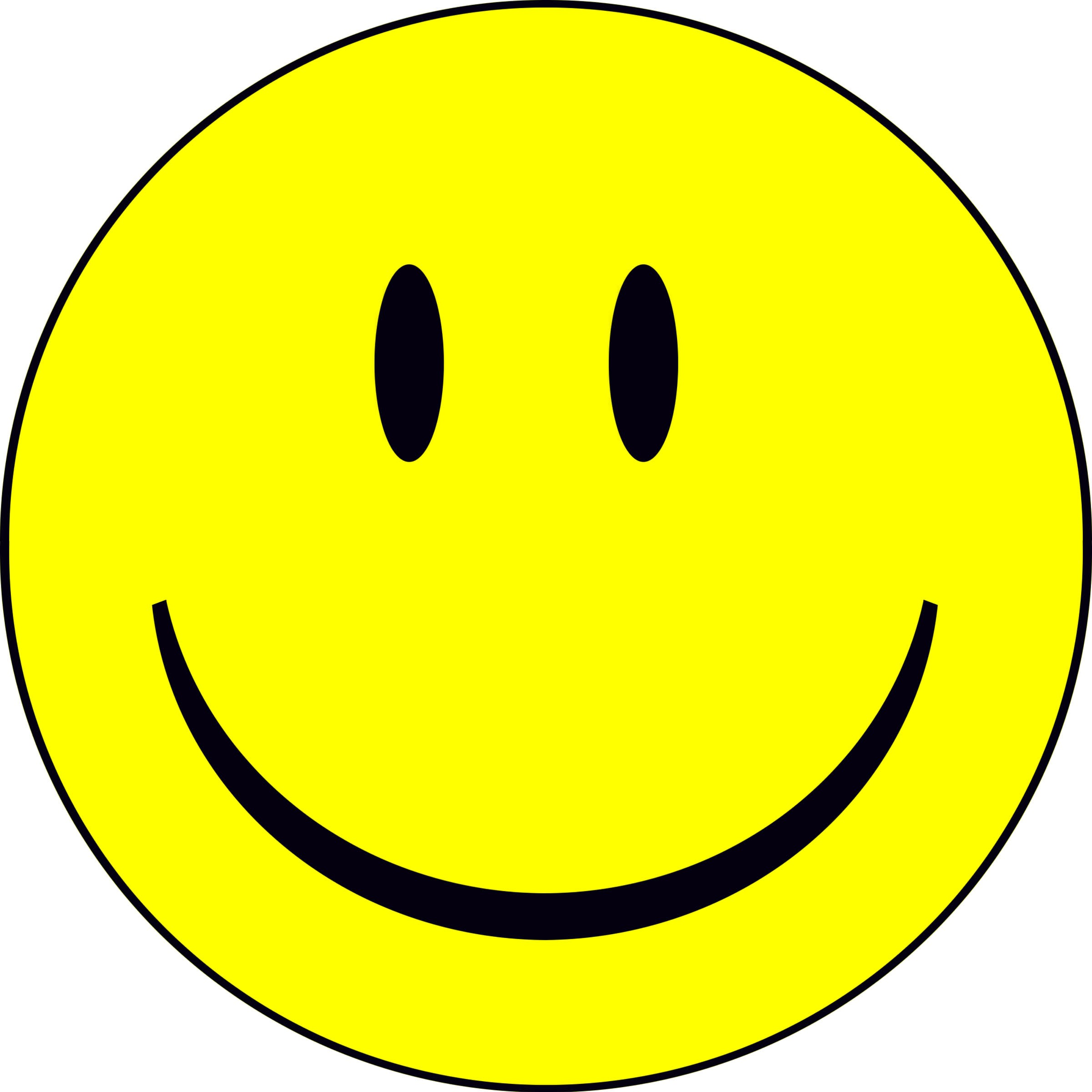 Smiley Happy Clipart #1 - Happy Clipart