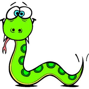 snake clipart
