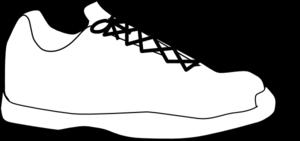 Sneaker Clip Art At Clker Com Vector Clip Art Online Royalty Free