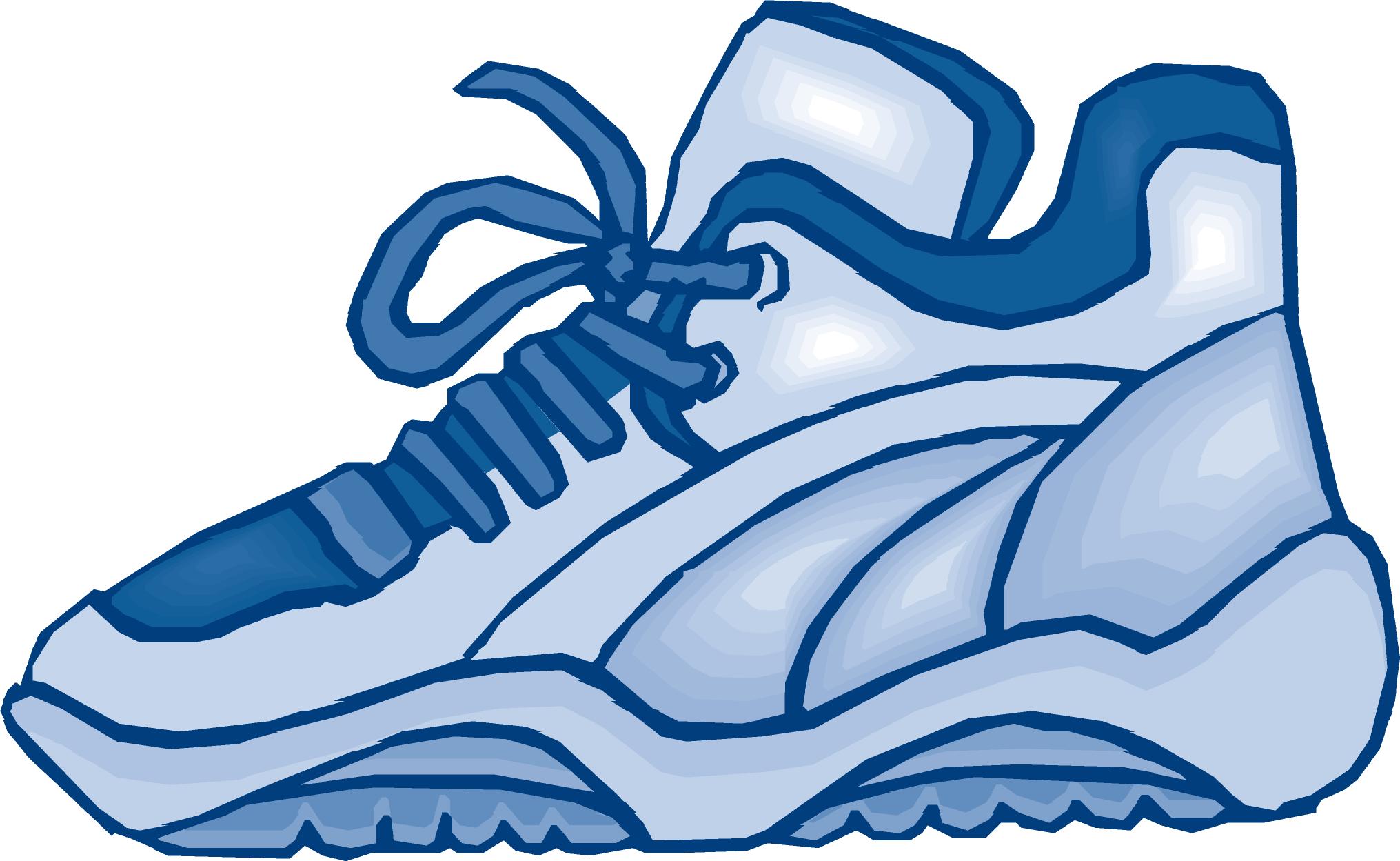 Sneaker shoe clip art gallery clipart clipart image