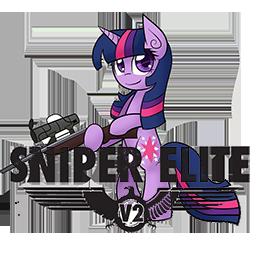 Sniper Elite Twilight V2 by DynamixDash ClipartLook.com