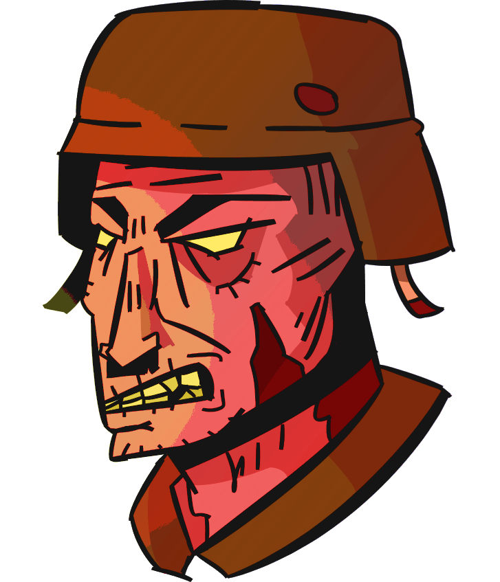 sniper elite zombie fanart by chaosking48 ClipartLook.com