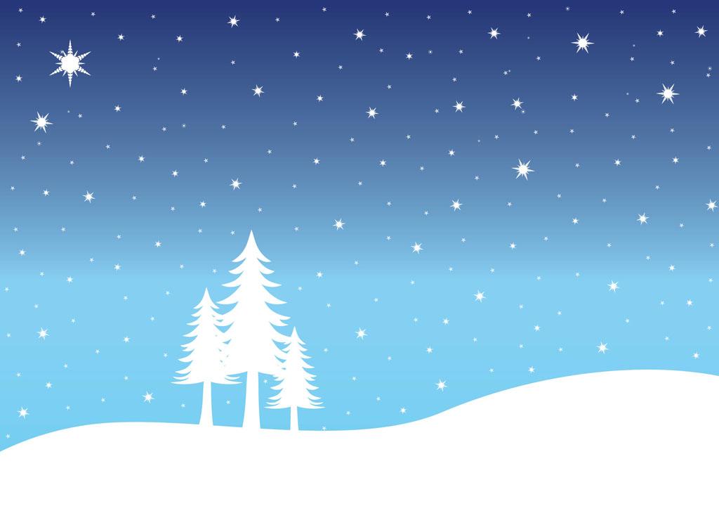 Snow clipart background - ClipartFest