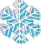 snow-flake-shadowed