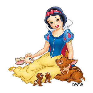 Snow White Clipart from .