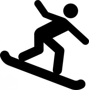 Snowboard Symbol