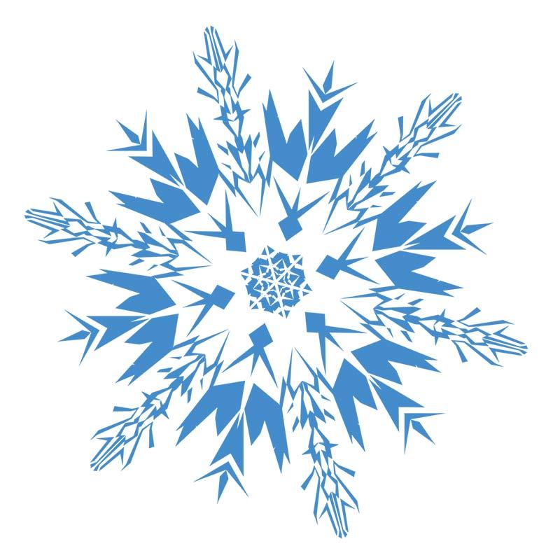 Snowflakes snowflake clipart .