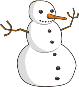 Snowman Clip Art At Clker Com Vector Clip Art Online Royalty Free