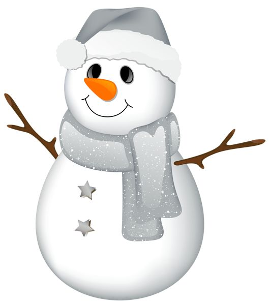 free frosty snowman clipart ClipartLook.com