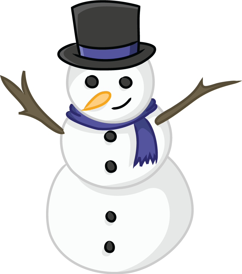 This cute snowman clip art is licensed under the Creative Commons  Attribution 3. Description from clipartlord clipartlook.com. I searched for this on  bing clipartlook.com/images