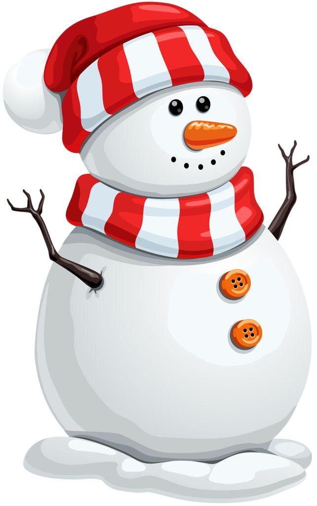 snowmen.quenalbertini: Cute snowman   Photo, author Soloveika on Yandex